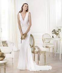 column wedding dresses what should i wear my wedding dress