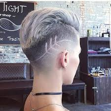 women haircut tapered neck behind ear 457 best short faded and tapered images on pinterest shorter