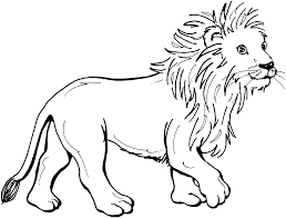 wonderful coloring pages of lions best colorin 9190 unknown