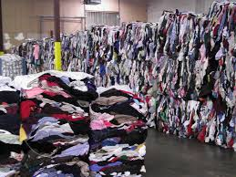 recycle shoes and clothing textile recycling programs