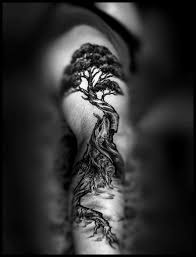 awesome black tree tattoomagz