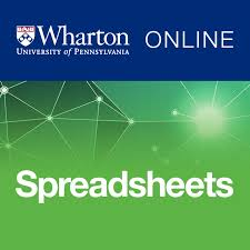 Excel Spreadsheet Courses Online Reviews For Introduction To Spreadsheets And Models From Coursera