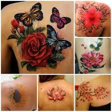 floral tattoo designs floral tattoo designs chinese flower tattoos