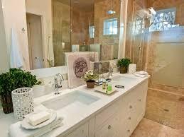 bathroom counter decor interior design
