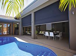 Exterior Patio Blinds Zip Screen Awnings Noosa Screens And Curtains Screens Blinds