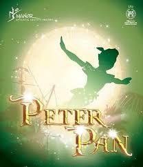 peter pan pantomime script