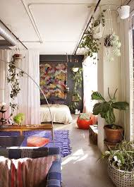 Boho Chic Living Room Ideas by 25 Unexpected Ways To Decorate With Plants Outdoor Decor Living