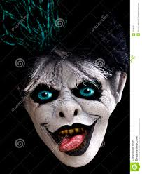 scary halloween mask royalty free stock image image 3209826