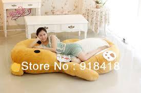 Huge Pillow Bed 2 3 1 5m Big Size Rilakkuma Plush Mattress Rilakkuma Bed Big Size