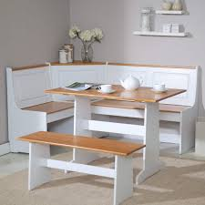 comfortable corner white dining table set orchidlagoon com where are the uniqueness moden neat white corner dining room set with