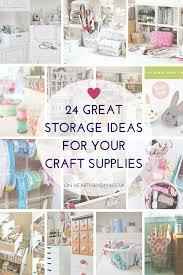 Room Storage Best 25 Craft Storage Ideas On Pinterest Craft Room Storage