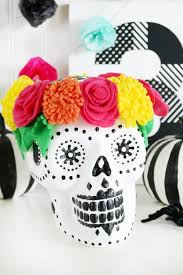 Skull Halloween Decor
