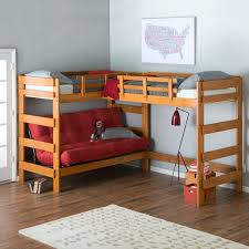 ikea pine bed loft beds half loft bed medium with shelves by b beds stairs