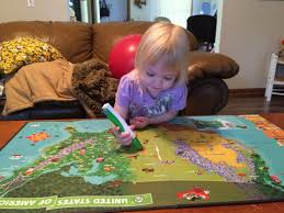 Leapfrog Interactive United States Map by Uncategorized Inventing Fun