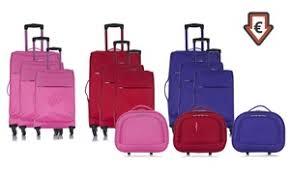60 Piece Vanity Case Luggage Deals U0026 Coupons Groupon