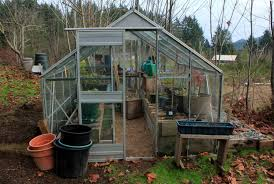 Small Backyard Greenhouse by How To Create A Backyard Greenhouse Good Matters Blog