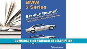 online book bmw 5 series e34 service manual 1989 1990 1991