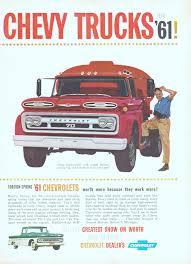 Vintage Ford Truck Ads - chevrolet trucks advertisement gallery