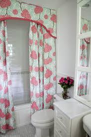 Bathroom Curtain Ideas Pinterest Ruffle Shower Curtains Cute Best Ideas Only On Pinterest Country