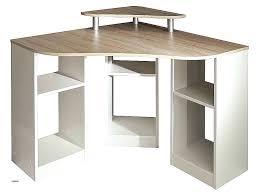 bureau d angle en bois massif bureau informatique bois bureau en bureau informatique bois