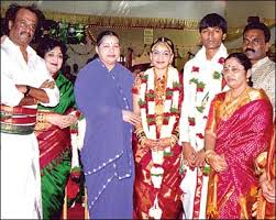 Rajinikanth daughter marriage photos