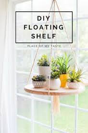 diy hanging shelves shelving tutorials and spaces