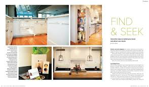 Kitchen And Bath Ideas Magazine Simpson Cabinetry Profiled In National Kitchen U0026 Bath Association