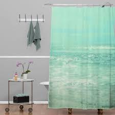 Shower Curtain Beach Theme Bathroom Beach Themed Decorating Ideas Ocean Blue Inspired Remodel
