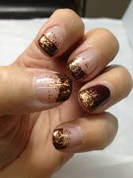 25 fall acrylic nail design my cool fall nails nail varnish