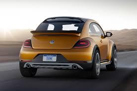 review 2017 volkswagen beetle dune volkswagen beetle dune concept first look motor trend