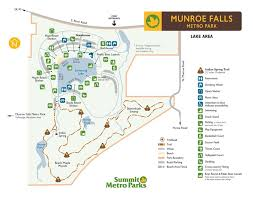 Springfield Ohio Map by Munroe Falls Metro Park Summit County Metro Parks