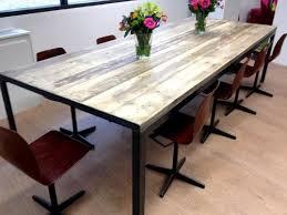 Boardroom Table Ideas Fantastic Industrial Boardroom Table Image Gallery Industrial
