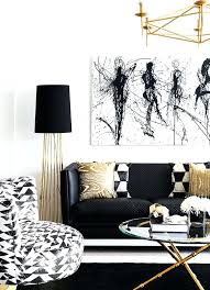 Black And Gold Living Room Furniture Black And Gold Living Room Furniture Pickiapp Co