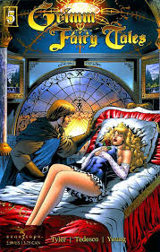 grimm fairy tales 5 sleeping beauty issue