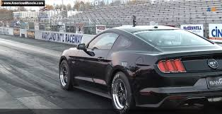 2015 mustang gt quarter mile bama performance unleashes its 2015 mustang with a record setting