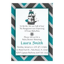 pirate baby shower invitation baby shower invitations baby