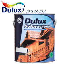 dulux paint solarscreen transparent exterior wood finish 5l
