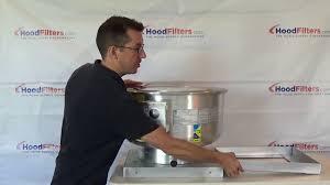 food trailer exhaust fans food truck exhaust fan tutorial youtube