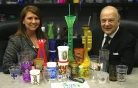 mardi gras throw cups about us party cup express