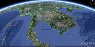 Thailand On World Map by Thai Map Bangkok