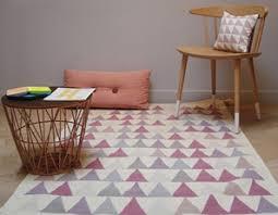 tapis chambre enfant tapis rond chambre fille tapis pour chambre enfant carre glowy arte