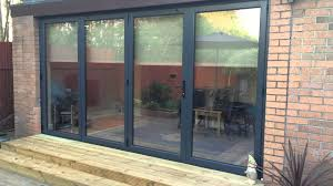 eco bifold doors remote controlled blinds scotland edinburgh