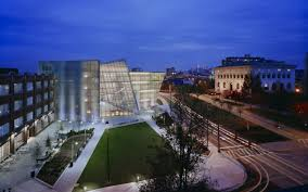 urban campus maryland institute college of art brown center by