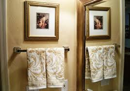 bathroom eye catchy bathroom design with decorative bath towels