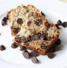 chocolate chip banana bread itsy bitsy foodies