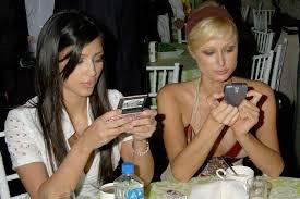 kim kardashian u0027s days as paris hilton u0027s lowly assistant