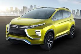 mitsubishi crossover models mitsubishi xm concept previews new compact crossover mpv model for