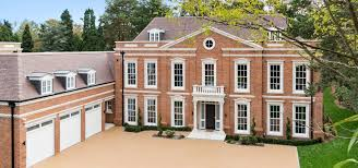 detached 6 bed luxury house walton on thames octagon houses kt12 5dj