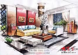 室内设计手绘 百度图片搜索 sketch interior pinterest sketches