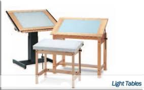Drafting Table Light Box Mayline Lighted Drafting Table Light Tables Drafting Tables